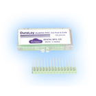 DuraLay Plastic Pins, Box of 50 Pins