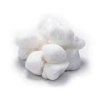 Richmond Medium cotton balls, non-sterile, 3600 cotton balls/case