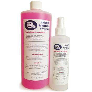 russman debubblizer surfactant 32 oz with 4 oz