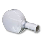 "Safe-Dent 15"" x 26"" X-Ray Head Sleeve, 250/Box. Clear Plastic protective"