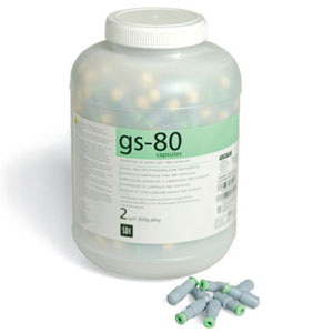 GS-80 fast set double spill (600 mg) dispersed ph