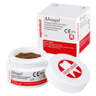 Alveogyl Dry Socket Dressing 10g/jar. One-step, self-eliminating treatment
