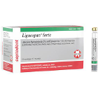 Lignospan Forte Lidocaine 2% with Epinephrine 1:50,000 Local Anesthetic, Box