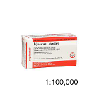 Lignospan Lidocaine 2% with Epinephrine 1:100,000 Local Anesthetic, Box of 50