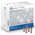 N'Durance Cristal Shade A1 unit dose capsules, Light Cure Nano-Dimer composite