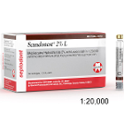 Scandonest Mepivacaine 2% Local Anesthetic with Levonordefrin 1:20,000, Box