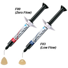 Beautifil Flow Plus F00 Zero Flow - A2 Syringe, 1 - 2.2 Gm. Syringe. Injectable