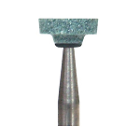 Dura-Green WH3 wheel HP (handpiece), 12/pk, silicon carbide finishing stones