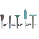 Brownie FG Mini Point (Prepolish) for amalgams, precious and semi-precious metals, Bulk Package