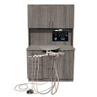 Signature Series 12 o'clock cabinet w/ 3069 delivery unit. 5 year warranty