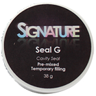 Seal-G self-cure, Non-Eugenol, Gray (soft setting form) Temporary Filling