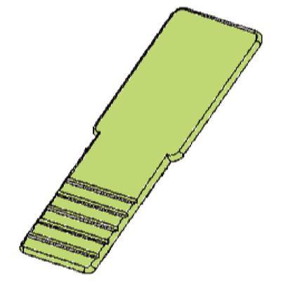 Xios Plus Intraoral Universal Sensor Holder Tabs Green