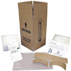 Hg5 Recycle Kit (does not include container). Provides Packaging necessary