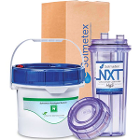 NXT Hg5 Compliance Kit. Contains Compliance Container, Practice Waste Solutions