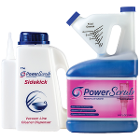 PowerScrub Vaccuum Line Cleaner Intro Kit - 64 oz Solution & Side Kick