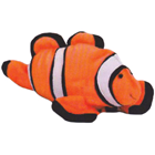 Clown Fish Clown Fish. Hand sized plush covered, can be heated in microwave