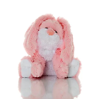 Sootheze Rosey The Pink Bunny Microwaveable 13 inch tall snuggly bunny