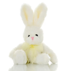 Sootheze White Bunny, Microwaveable 13 inch tall snuggly bunny