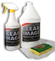 Clear Image Intro Kit, includes: 1 Gallon of X-Ra
