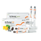 EsTemp NE EsTemp Non-Eugenol Temporary Cement. Easy mix & loss save syringe