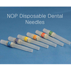 Spident 30 gauge Long Disposable Dental Needles (0.3X25mm) Box of 100 needles. Advantages: 1