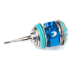 Star Dental Lube-Free Ceramic Ball Bearing Autochuck Turbine. Fits Handpieces: Solara QT, 430 SWL