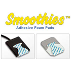 Smoothies Supersoft Disposable Adhesive-backed Foam Pads for use with all