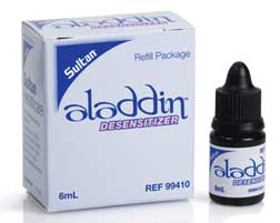 Aladdin DESENSITIZER 6 mL. Works in seconds to br