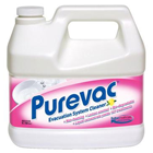 Purevac Cleaner Evacuation System - 5 Liter. Super Concentrated, Non-Foaming, Biodegradable