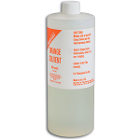 Sultan Orange Solvent, 32 oz. Bottle. With lanolin. To remove zinc