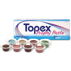 Topex Coarse grit, Mint flavored Prophy Paste with Fluoride, 200 Unit Dose Cups