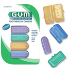 GUM Protect Antibacterial Toothbrush Covers 24/Pk