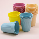 TC Dental Blue 5 oz. Plastic Cups 1000/Cs