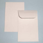 TC Dental X-Ray Envelopes - Coin size, White woven paper, box of 500 envelopes