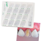 TDV Crowns Adults - 64 Transparent Crowns, Anterior. Adapt the crown by cutting