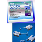 Bite Relator 2000 Wide Tray Multi-Pak, Contains 6 Wide Bite Relator tray frames