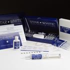 Star White Touch up Kit - 16% Carbamide Peroxide Bleaching System. Contains: 6
