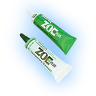 Zoe Plus zinc oxide eugenol temporary cement, package of 45 gram tube of base