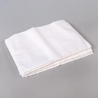 "Fabricel 11.50"" x 15"" White Tissue/Poly Headrest Covers, Box of 500"