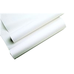 Tidi Premium Smooth Exam Table Paper, White, 18""