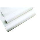"Tidi Everyday Exam Table barriers. White Crepe rolls 21"" x 125', 12/pk"