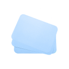 "Tidi 11"" x 17-1/4"" Weber ""C"" - Blue Heavyweight Paper Tray Cover, Box of 1000"