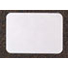 "Tidi 11"" x 17-1/4"" Weber ""C"" - White Heavyweight Paper Tray Cover, Box of 1000"