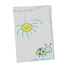 "Tidi Choice - Bugs-N-Things Waffle-Embossed Patient Bib (10"" x 13"") 250/Box"