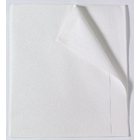 "Tidi White Cover-All Drape Sheets 30"" x 48"", Case of 100 Sheets"