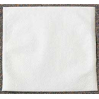 "Tidi 10"" x 13"" White Tissue/Poly Headrest Covers, Box of 500"
