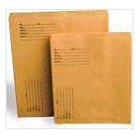 "Tidi X-Ray Kraft Storage Envelopes, 10-1/2"" x 12-1/2"" Kraft Paper Envelope"