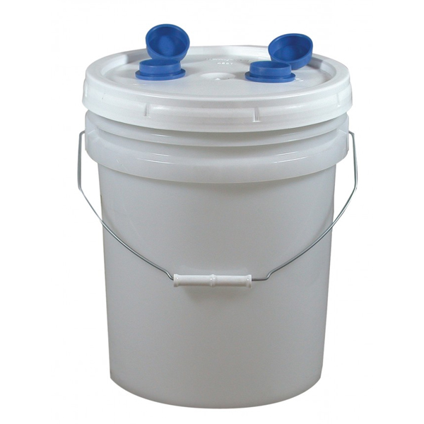 Tiger's Plastics Disposable Refill Plaster Trap-5 Gallon with Lid and two