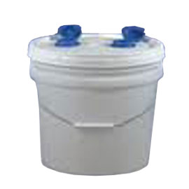 Tiger's Plastics Disposable Plaster Trap refill, 5 gallon trap only