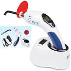 LED 60N High Speed Cordless LED Curing Light with Built-in Power Radiometer